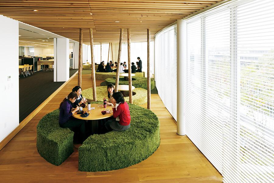 組織文化を知って見つける、あなたに合ったオフィス環境