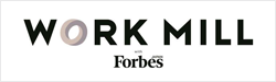 ペーパーマガジン WORK MILL with Forbes JAPAN