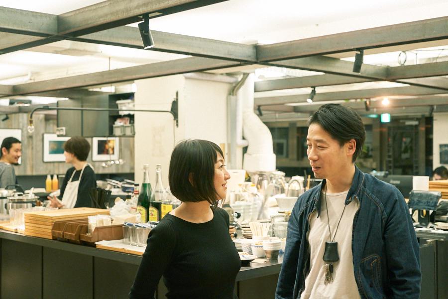 オフィスとプライベートを隔てない、これからは「同居の時代」― サポーズデザインオフィス・谷尻誠さん、吉田愛さん