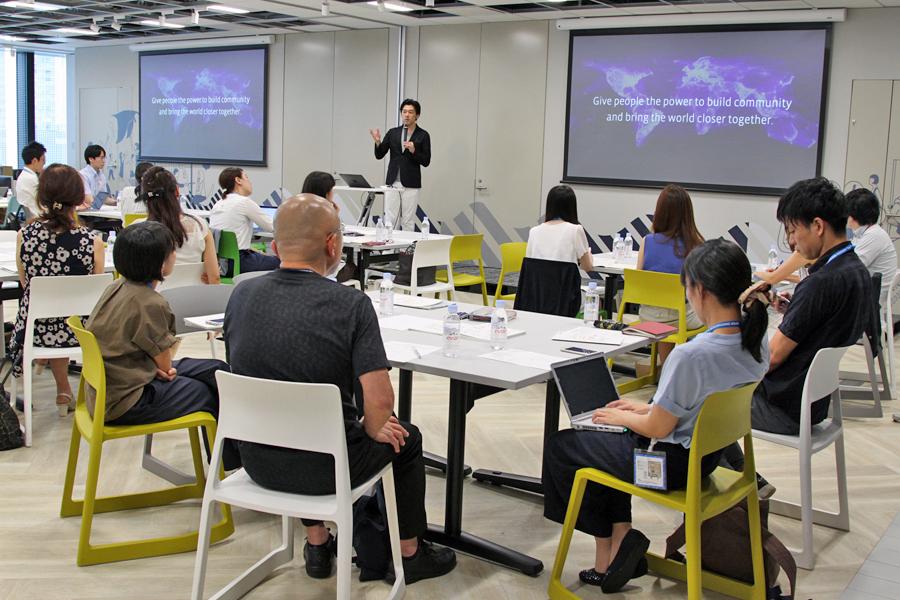 Work in Life Labo. フューチャーセッション ーFacebook Japan株式会社に学ぶこれからのワークスタイルー