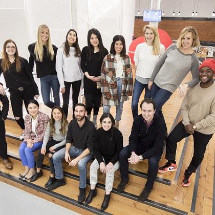 社員の多様性を「編む」仕組みづくり ― PINTEREST