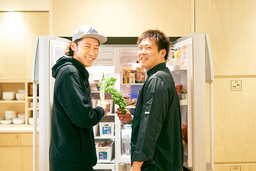料理も仕事も、もっと自由でいい — クリエイティブ・クッキング・バトルから広がる可能性