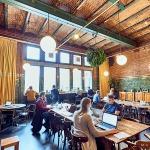 100年引き継がれる想い。社会資本を共有するコワーキングスペース ― Meet Berlage(ミート・ベルラーへ)
